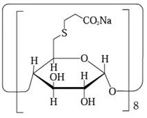 舒更葡糖鈉 Sugammadex Sodium